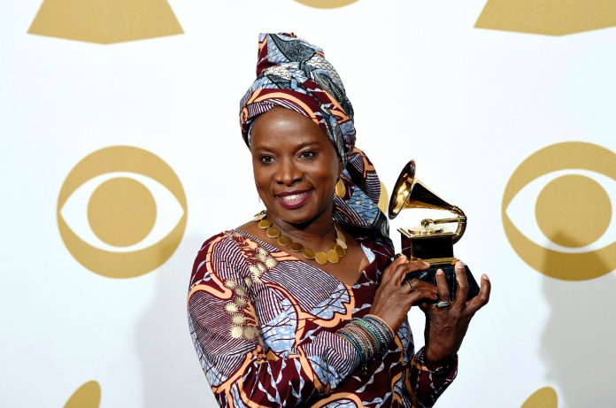 Angelique Kidjo biography