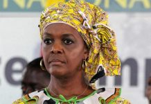 Grace Mugabe Biography