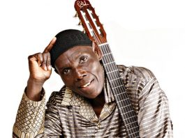 Oliver Mtukudzi Biography